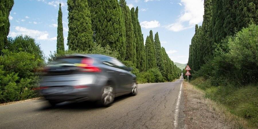 Delito por exceso de velocidad