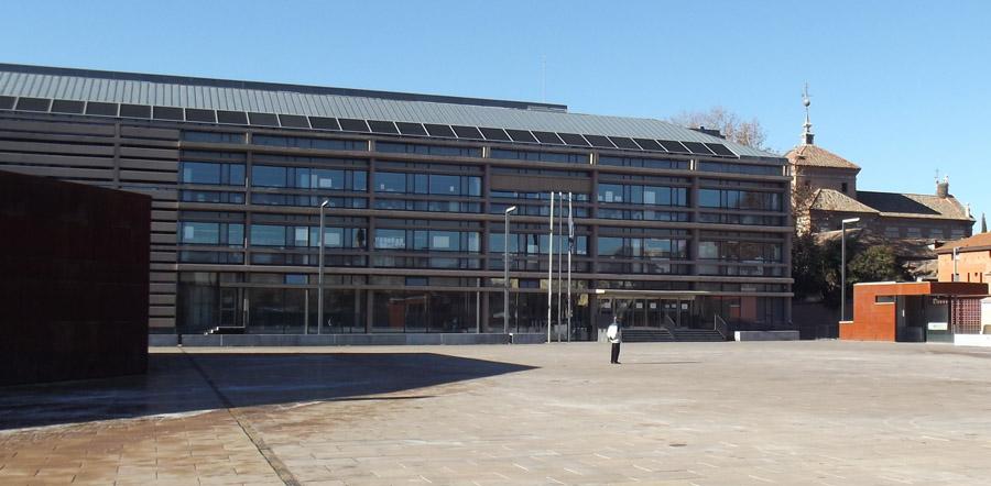 Juzgados de Instrucción de Alcalá de Henares