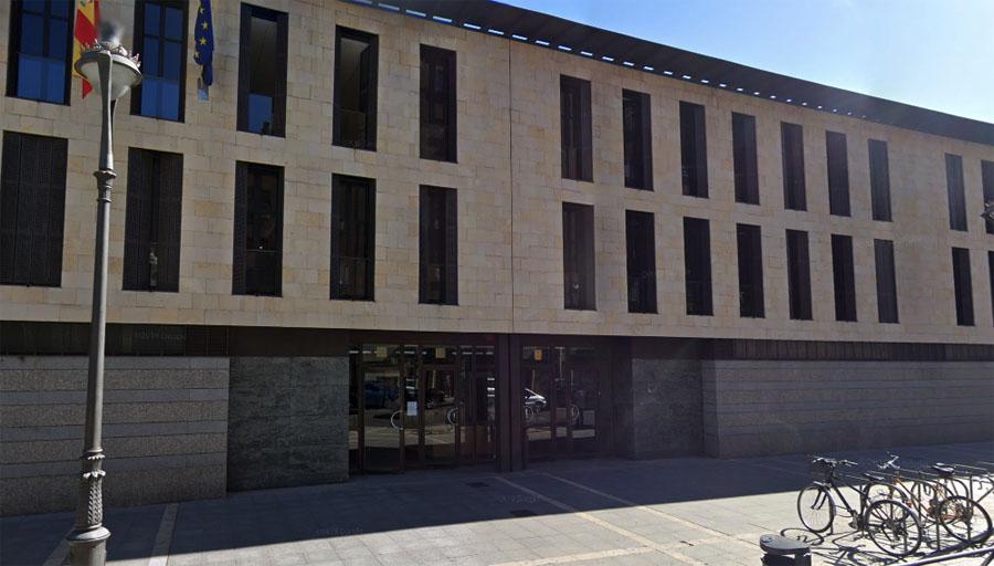 Juzgados juicios rápidos Valladolid